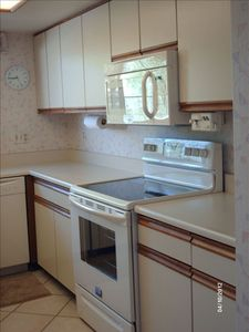 Palm Springs condo rental - Kitchen
