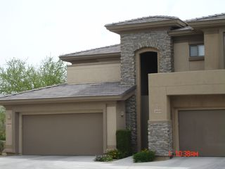 Corner unit/ 2 car garage - Scottsdale Grayhawk condo vacation rental photo