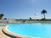 Clearwater Beach Waterfront Condo Breathtaking views on private property