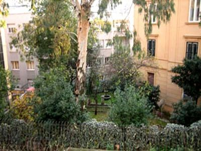 Villa Borghese & Parioli area apartment rental - view