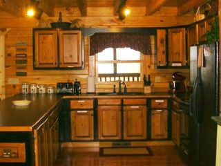 Dandridge cabin photo - .