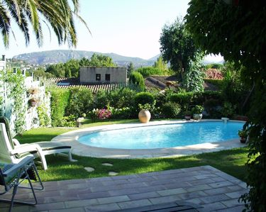Traditional Provencal Villa in Mandelieu La Napoule with own Pool, near Cannes