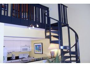 Sanibel Island condo photo - Stairs to loft