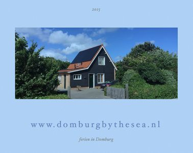 Wonderful and spacious apartment in the main street of Domburg