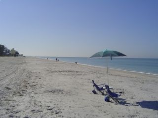 Don Pedro Island condo photo - 4-1/2 miles of unspoiled beaches across the street