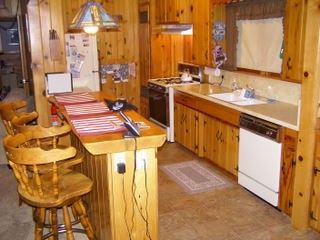 Big Bear Lake cabin photo - Kitchen