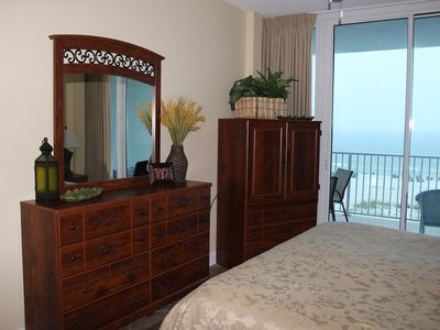 Master Bedroom Dresser & TV Cabinet