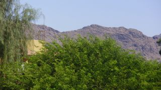 Scottsdale condo photo - View of Camelback mountain from balcony