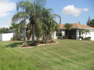 Cape Coral house photo - Front view of property