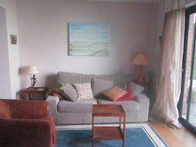 Mouvaux: Beautiful apartment with garden
