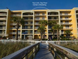 Fort Walton Beach condo photo - Location, Location, Location! #1 Unit in Entire Complex!