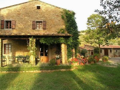 Villa with private pool within walking distance to Cortona, tranquility, privacy and nature