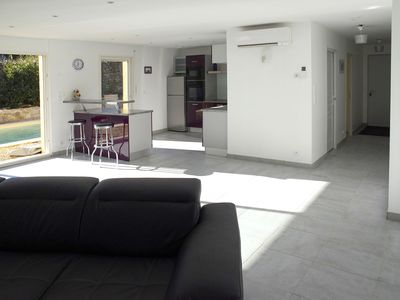 Holiday house, 115 square meters