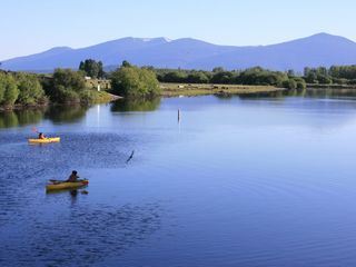 Klamath Falls cabin photo - Take advantage of our kayak rental!