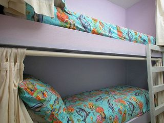 Gulf Shores condo photo - Child-size bunk beds