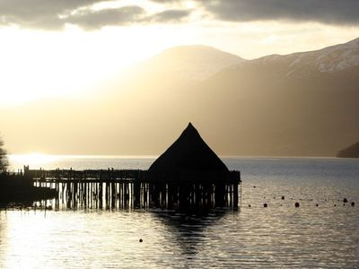 On our doorstep, the Scottish Crannog Centre