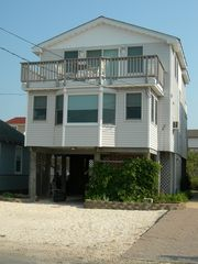 Beach Haven house photo - front of home