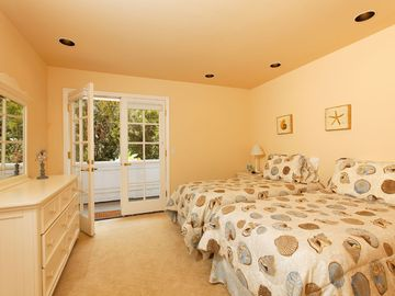 Fourth bedroom. Third/fourth bedroom share a large bathroom with tub/shower