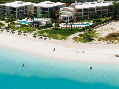 Providenciales - Provo house rental - White House