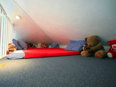 The Teddy Bear Loft. For little kids or big kids.