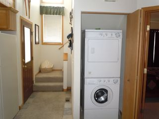 Red Lodge condo photo - washer/dryer
