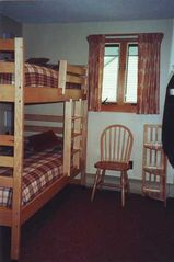 Smugglers' Notch house photo - Bunk Bedrooms