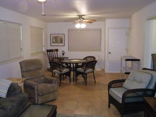 San Antonio house photo - Family room with informal dining.
