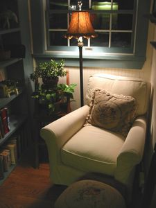 "The ""Book Nook"""