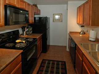 Ahwatukee condo photo - Fully equipped kitchen
