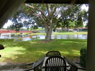 Palm Beach Gardens cottage photo - 2Great Views of the Lake from your private patio