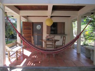Montezuma bungalow photo - Dining Area