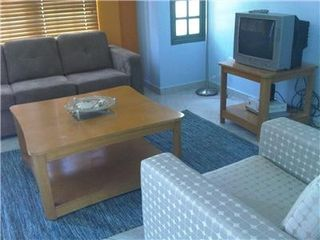 Aruba condo photo - Newly Furnished Living Room