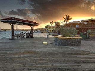 St. Croix condo photo - Christiansted Boardwalk