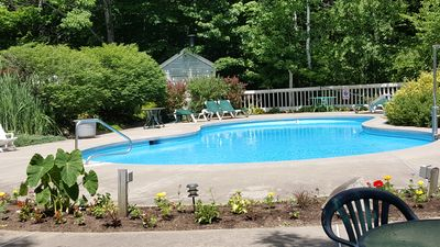 Nordic Village - A - Best Rates - Story Land - Views - Pool - Hiking - Wifi -
