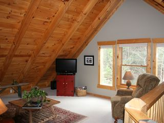 Upstairs Loft - Wears Valley cabin vacation rental photo