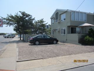 Beach Haven condo photo - Two off street parking spots