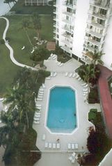 Fort Myers Beach condo photo - .Heated pool to lounge around