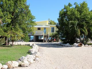 Big Pine Key house photo - FRONT VIEW OF THE SUNRISE COTTAGE