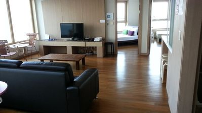 Executive 2 Rooms Suite at BEXCO [S-1