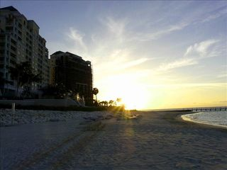 Montego Bay apartment photo - Sunset, towers 2 and 3 (still under construction)