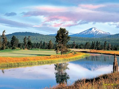 Come enjoy our home in the middle of Sunriver's playground.