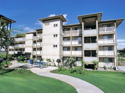 Worldmark Kihei.  Clean, convenient Gold Crown Resort.