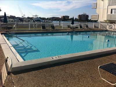 Sandpiper Cove offers five pools (2 heated) and 3 hot tubs
