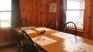 Lake Wallenpaupack house photo - Dining for Everyone