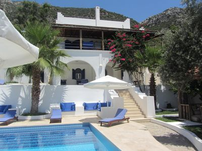 Kalkan villa rental - Villa Dream - simply fabulous