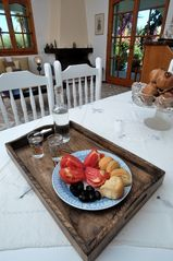 Gouves villa photo - Some Cretan delicacies to welcome you
