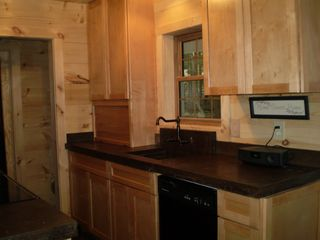 Lake Wallenpaupack house photo - custom kitchen