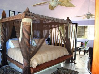 Cabrera house photo - Master Bed made from Coconut Trees
