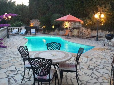 Peaceful house, with pool , Châteauneuf-grasse, Provence and Cote d