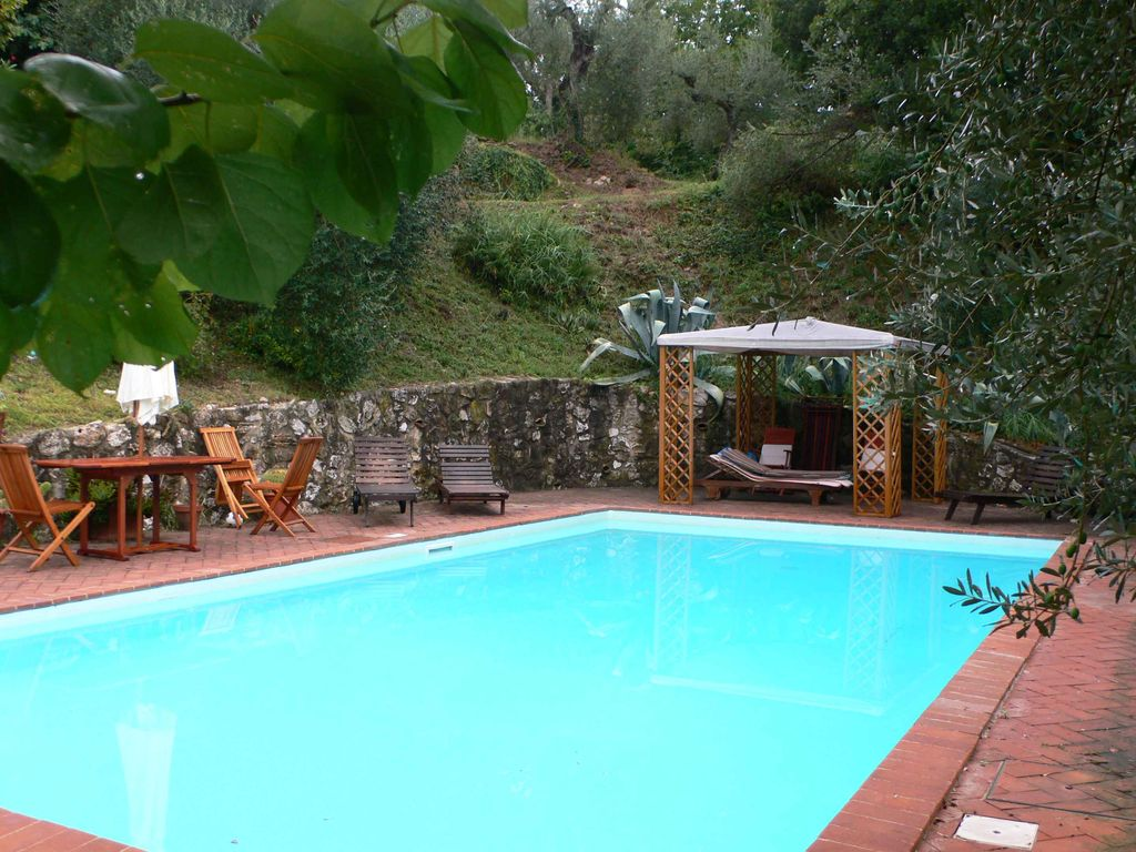 Historic farmhouse private pool a c wifi vrbo for Farmhouse with swimming pool